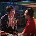 Momenti di discussione durante Beasts Clawing at Straws di Kim Young-hoon (Corea del Sud, 2020)