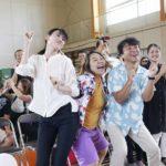 Tutti i momenti sono buoni per ballare durante Dance with Me di Yaguchi Shinobu (Giappone, 2019)