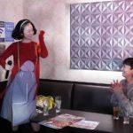 Una buffa immagine tratta da My Sweet Grappa Remedies di Ohku Akiko (Giappone, 2020)