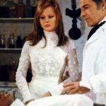 Rossano Brazzi in un momento di Terror! Il castello delle donne maledette di Dick Randall (Robert H. Oliver) (Italia, 1973)