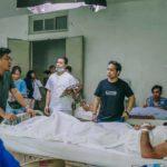 Ricoveri ospedalieri in un'immagine tratta da Victim(s) di Layla Zhuqing Ji (Malesia, 2020)