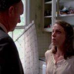 Gene Hackman e Frances McDormand in un momento di Mississippi Burning - Le radici dell'odio di Alan Parker (USA, 1988)