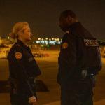 Polizia notturna durante Night Shift di Anne Fontaine (Police, Francia, Belgio, Cina 2020)