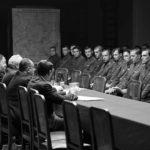 Riunione dirigenziale in Dear Comrades! di Andrei Konchalovsky (Dorogie tovarishchi, Russia 2020)