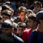 Ali Nasirian, volto tra la folla in Sun Children di Majid Majid (Khorshid, Iran 2020)
