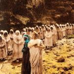 Il Poeta e le anime perdute in L'inferno 1911 di Francesco Bertolini, Giuseppe De Liguoro, Adolfo Padovan (Italia, 1911)