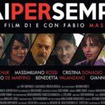 Un'immagine promozionale del film Mai per sempre di Fabio Massa (Italia, 2019)