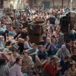 Deportazioni di massa durante Quo vadis Aida? di Jasmila Zbanic (Bosnia Erzegovina, Austria, Germania, Romania, Francia, Polonia, Olanda, Norvegia, Turchia 2020)