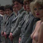 Una simbolica immagine tratta da Salò o le 120 giornate di Pier Paolo Pasolini (Italia, Francia 1975)
