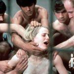 Violenza di gruppo durante Salò o le 120 giornate di Pier Paolo Pasolini (Italia, Francia 1975)