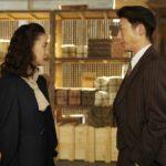 omenti di conoscenza durante Wife of a Spy di Kiyoshi Kurosawa (Giappone, 2020)