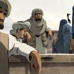 Verso la battaglia in The Swallows of Kabul di Zabou Breitman ed Eléa Gobé Mévellec (Les hirondelles de Kaboul, Francia, Svizzera, Lussemburgo 2019)