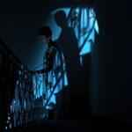 Un'immagine notturna tratta da Vera de Verdad di Beniamino Catena
