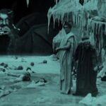 Un'immagine tratta da L'inferno di Francesco Bertolini e Adolfo Padovan (1911)