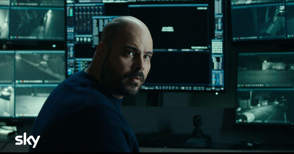 Security film Sky