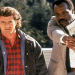 Mel Gibson e Danny Glover in Arma Letale